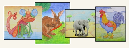 Picture for category Drawing courses for children and teenagers