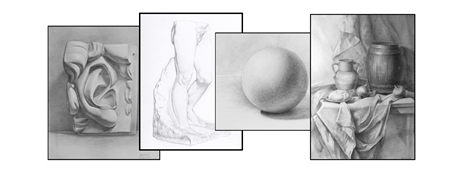 Picture for category Graphite pencil: Observation drawing
